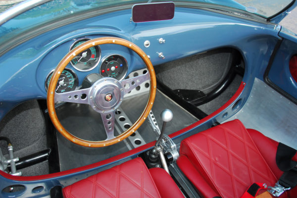 1955 Porsche 550 Spyder Reproduction 6