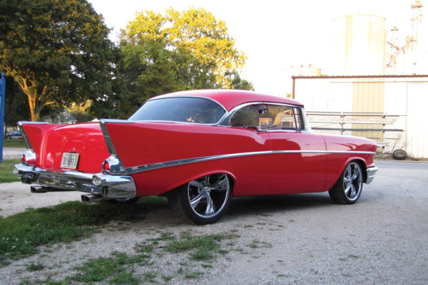 1957 Chevy B10
