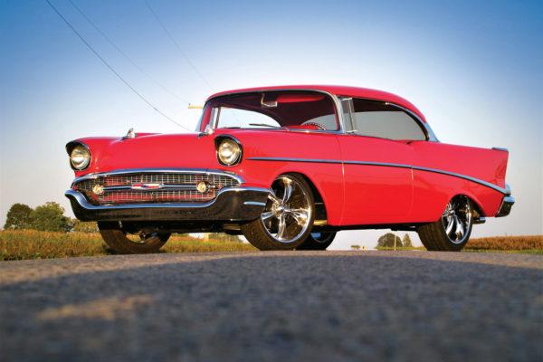 1957 Chevy B4