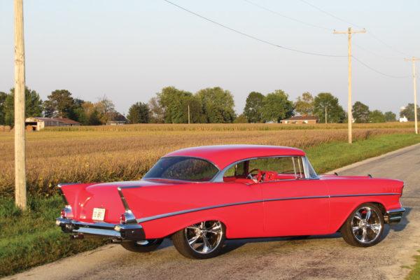 1957 Chevy C3