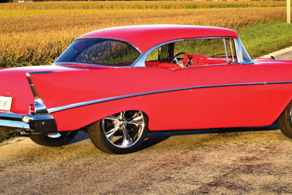 1957 Chevy F18