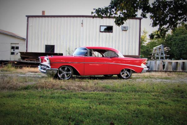1957 Chevy F22