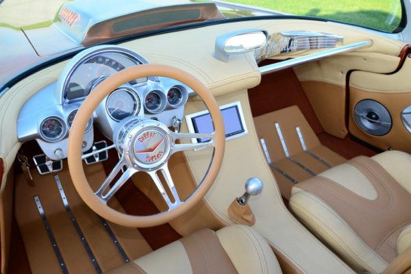 1962 Custom Shop Copper Corvette 10