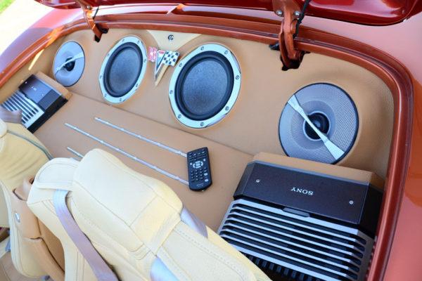 1962 Custom Shop Copper Corvette 12