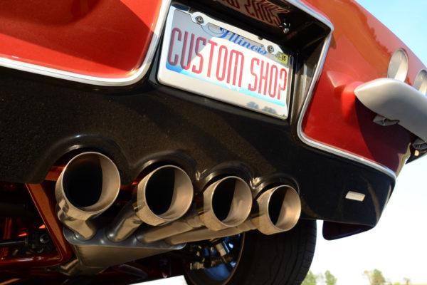 1962 Custom Shop Copper Corvette 13