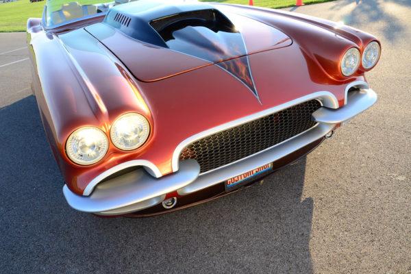 1962 Custom Shop Copper Corvette 14
