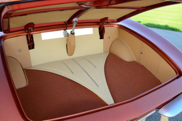 1962 Custom Shop Copper Corvette 16
