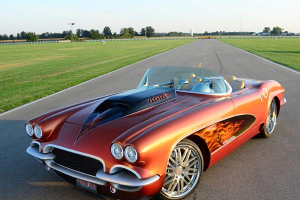 1962 Custom Shop Copper Corvette 18