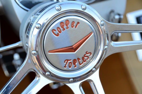 1962 Custom Shop Copper Corvette 3