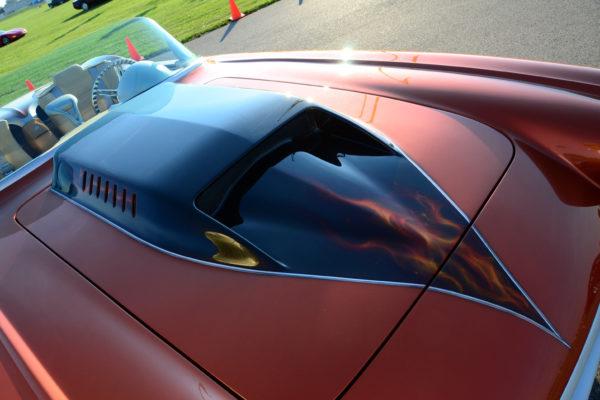 1962 Custom Shop Copper Corvette 4