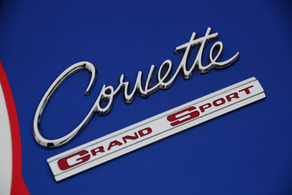 1963 Continuation Corvette Grand Sport 12