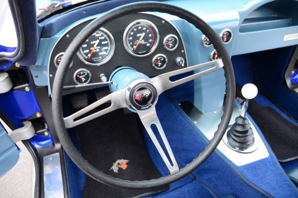 1963 Continuation Corvette Grand Sport 8