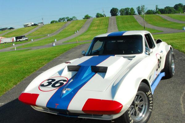 1963 Corvette Grand Sport Replica 2