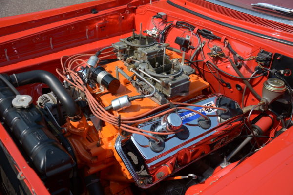 1964 Dodge A864 348