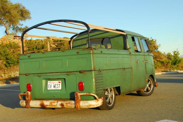 1965 Vw Microbus Pickup 6