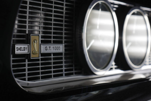 1968 Mustang C2