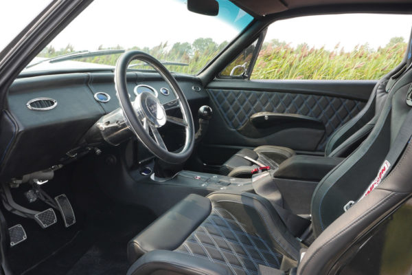1968 Mustang D9