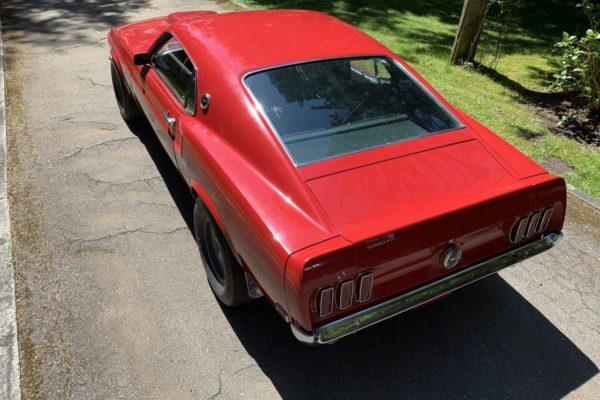1969 Boss429 2