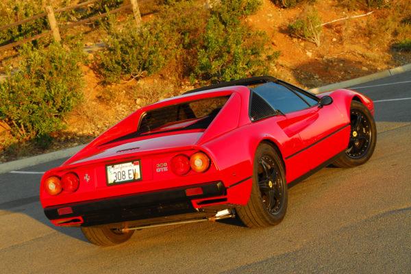 1978 Ev West Ferrari 308 11