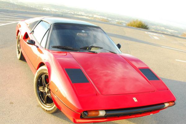 1978 Ev West Ferrari 308 13