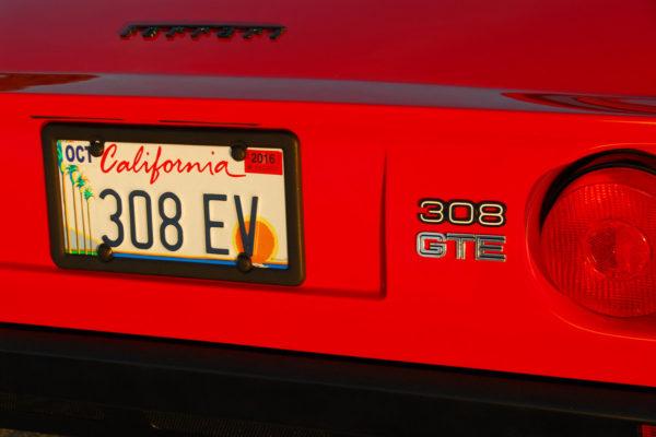 1978 Ev West Ferrari 308 3
