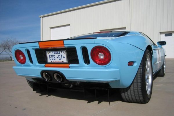 2006 Ford Gt 4