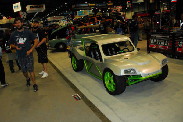 2014 Sema Car Show Part One 4