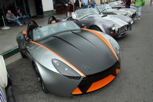 2015 Factory Five Cruise In 10