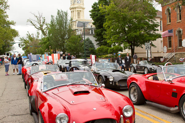 2015 Ohio Cobra Club Car Show 6