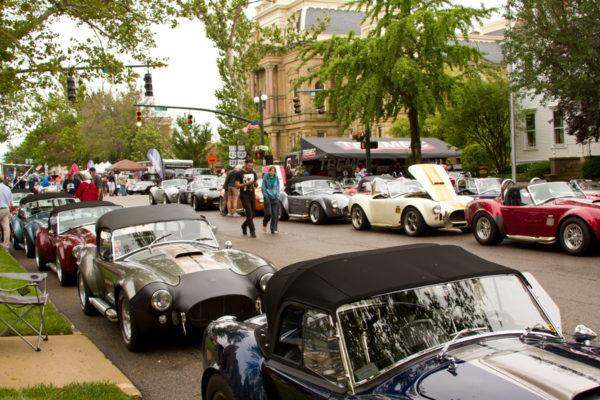 2015 Ohio Cobra Club Car Show 8
