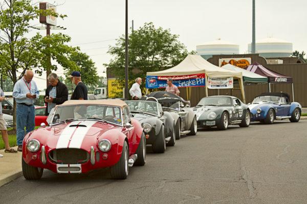 2015 Ohio Cobra Club Car Show 9