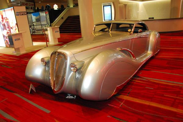 2015 Sema Car Show 2