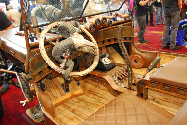 2015 Sema Car Show 3