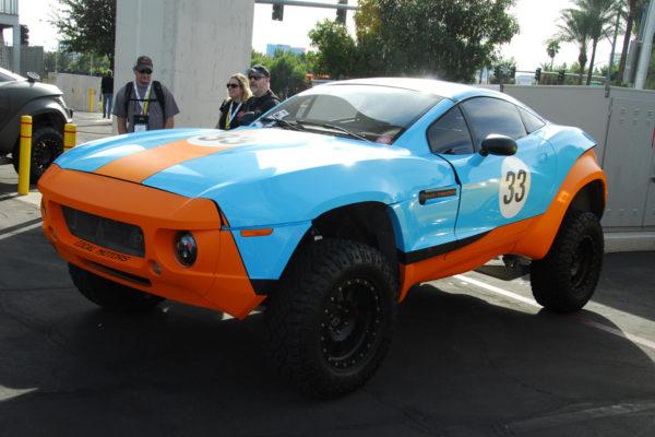 2015 Sema Car Show 35