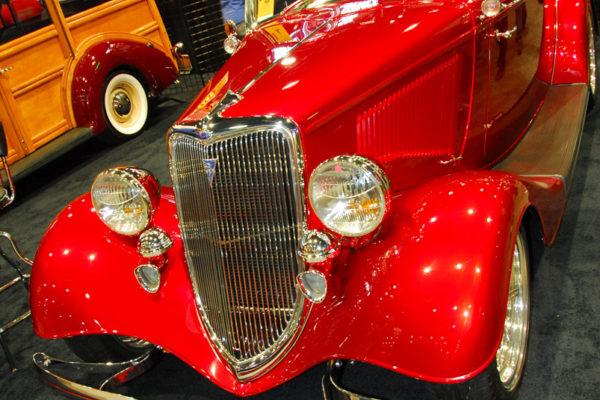 2015 Sema Car Show 37