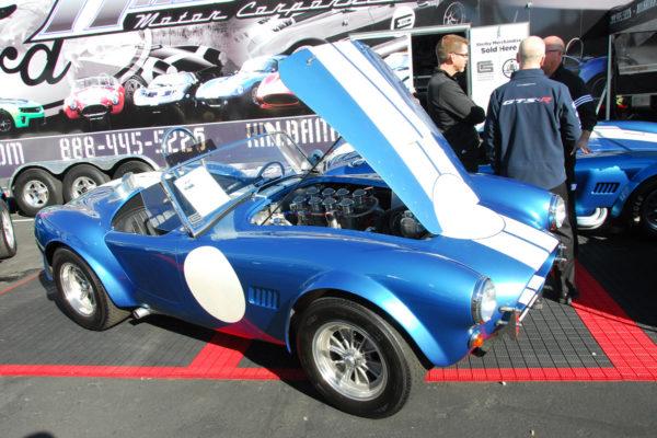 2015 Sema Car Show 8