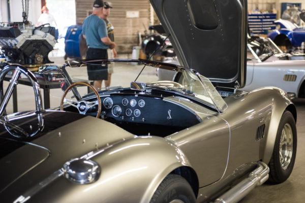 2015 Unique Motorcars Open House 4
