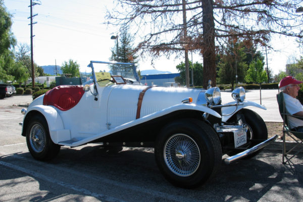 2016 Association Of Handcrafted Automobiles Show 4
