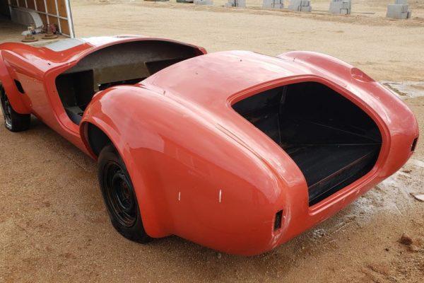 427 Cobra Project 3