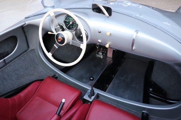 550 Spyder Replica 8