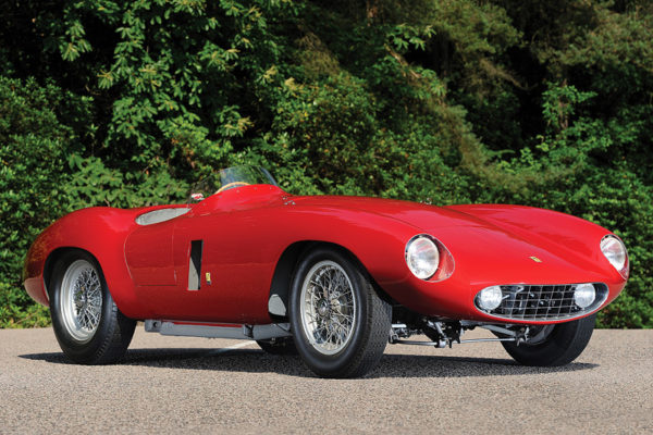 55 Ferrari 750 Monza Spider Scaglietti