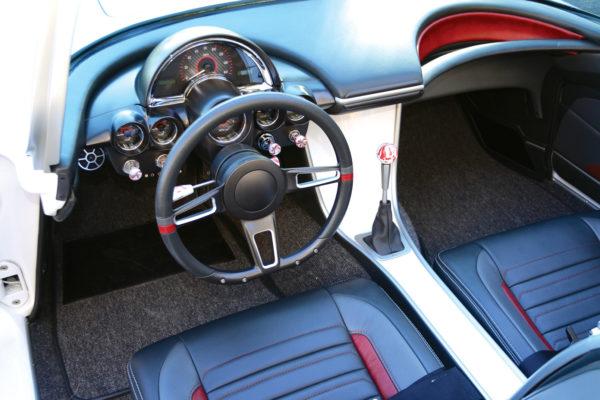 61 Corvette Restomod D14