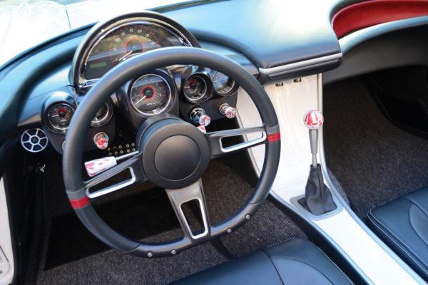 61 Corvette Restomod D15