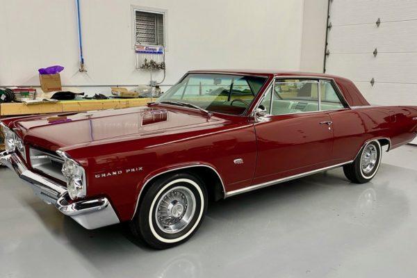 63 Pontiac Gp 16