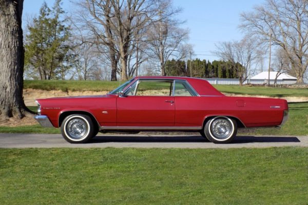 63 Pontiac Gp 20