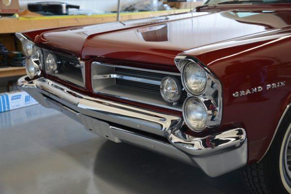 63 Pontiac Gp 22
