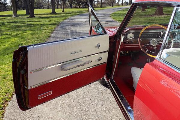 63 Pontiac Gp 8