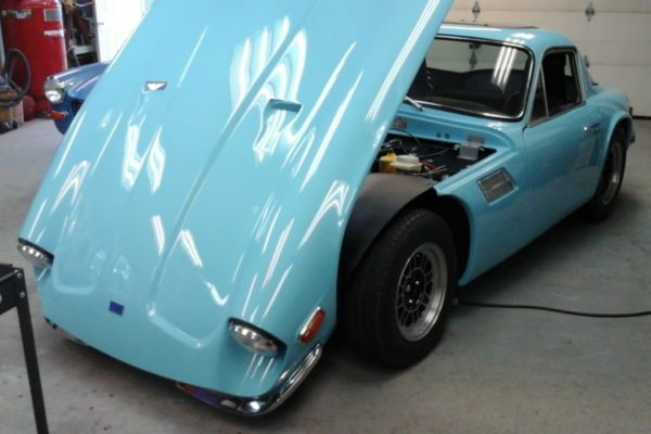 74 Tvr 2500 M 13