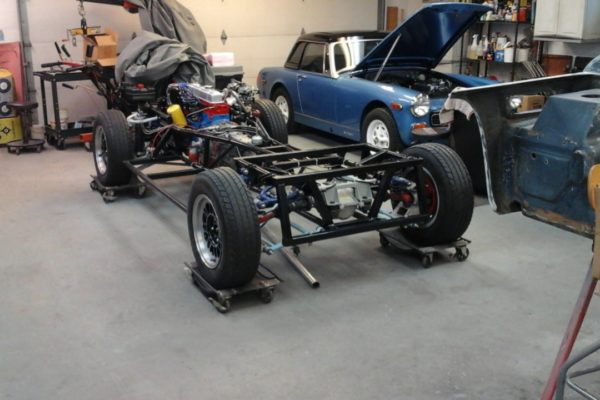 74 Tvr 2500 M 2