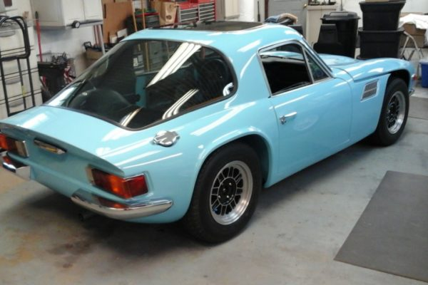74 Tvr 2500 M 7